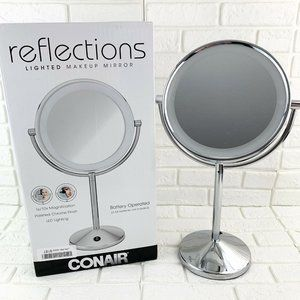 Conair Reflections LED Lighted Mirror 10X / 1X